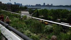 Plataforma en Viaje: New York High Line (verano), Diller Scofidio + Renfro y Field Operations