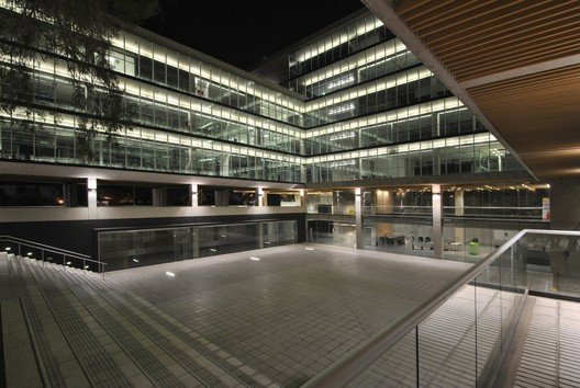 Projeto de Iluminação: Prefeitura de Recoleta / Oriana Ponzini Iluminación