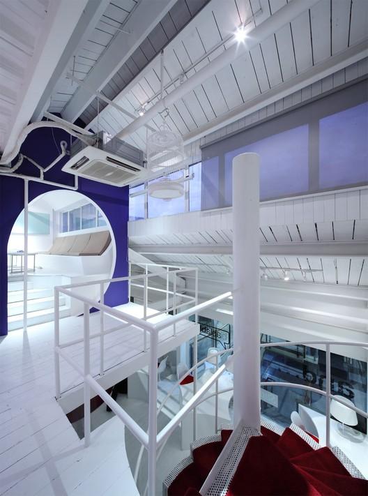 oficina and superpress superbla na o architecture archdaily m xico. Black Bedroom Furniture Sets. Home Design Ideas
