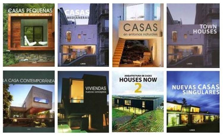 Libros plataforma especial arquitectura de casas for Catalogo arquitectura