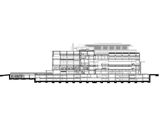 Centro deportivo y recreativo EL CUBO / Construcciones Planificadas