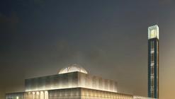 En Construcción Noticias: Se pone la primera piedra de la tercera mezquita más grande del mundo