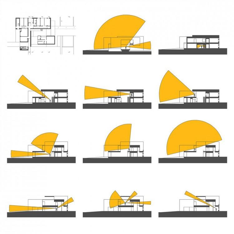 Oficinas melfi medir architetti archdaily m xico for Oficina abierta definicion
