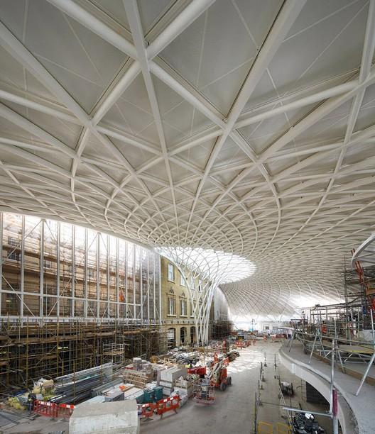 En Construcción: Renovación King's Cross Station / John McAslan + Partners, © Hufton + Crow