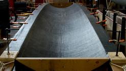En Detalle: Moldajes textiles para estructuras laminares de hormigón