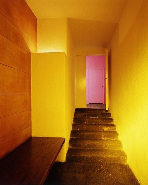Cl sicos de arquitectura casa estudio luis barrag n for Jardin 17 luis barragan