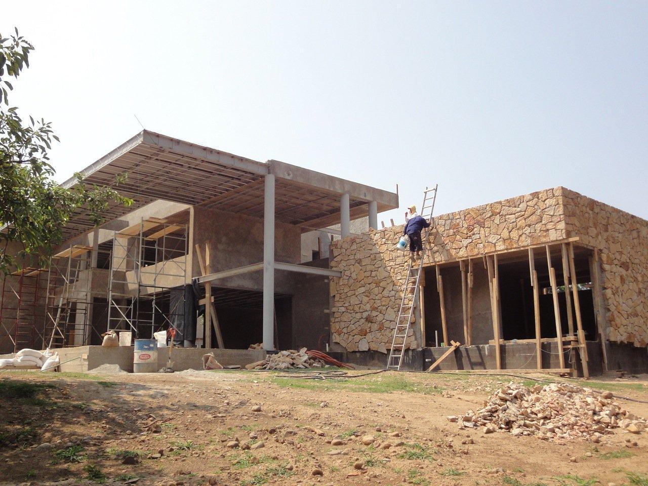 Galer a de en construcci n la casa del viento a 001 - La casa de la construccion ...
