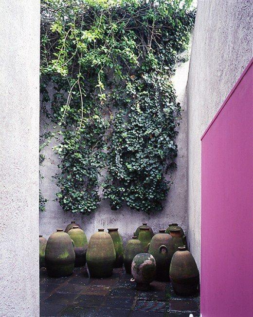 Galer a de cl sicos de arquitectura casa estudio luis for Jardin 17 luis barragan