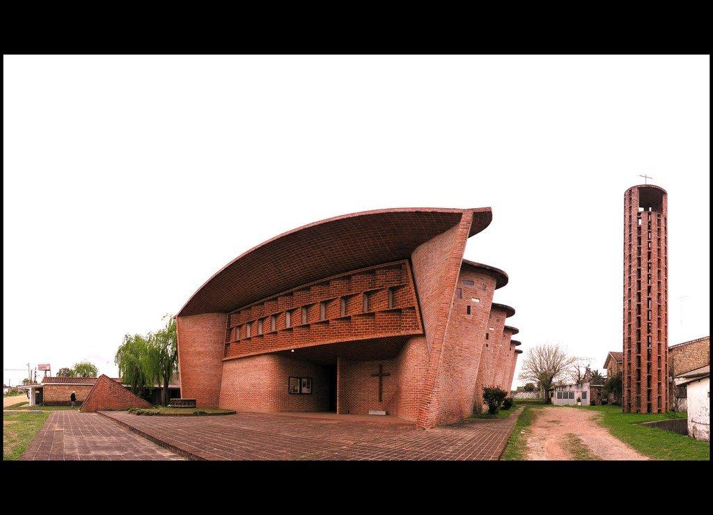 Cl Sicos De Arquitectura Iglesia Del Cristo Obrero