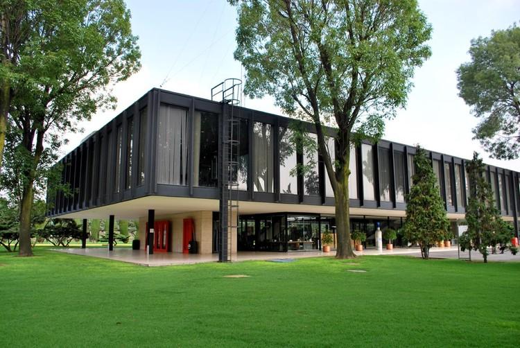 Cl sicos de arquitectura oficinas bacardi en m xico for Busco arquitecto