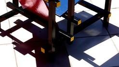 Silla Roja y Azul / Gerrit Rietveld