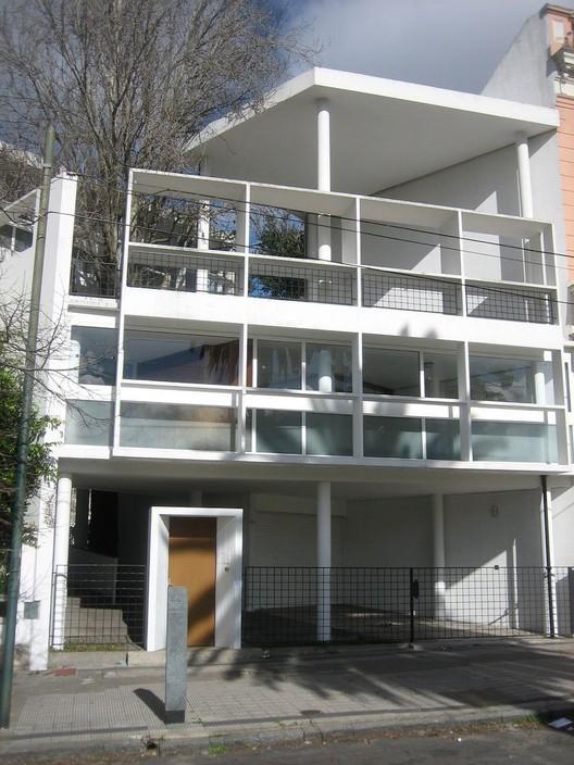 Clásicos de Arquitectura: Casa Curutchet / Le Corbusier, © Foto Vía ARQ+HIS