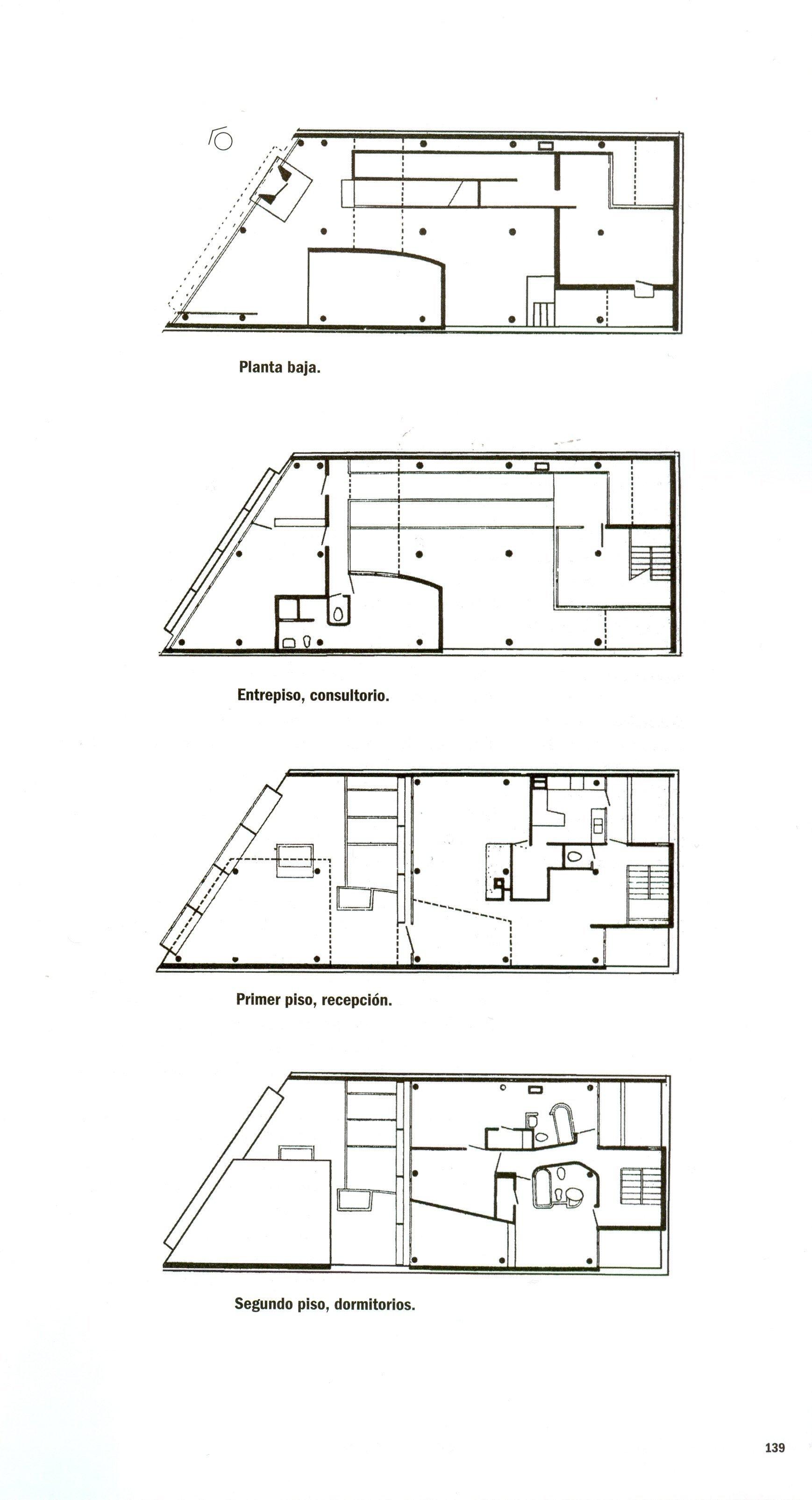 Galer 237 A De Cl 225 Sicos De Arquitectura Casa Curutchet Le