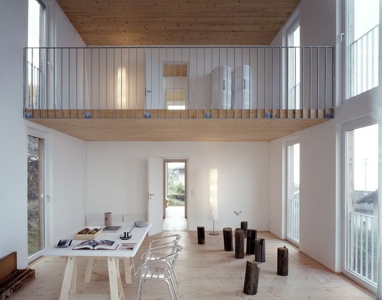 Casa Larga Daniele Claudio Taddei Plataforma Arquitectura