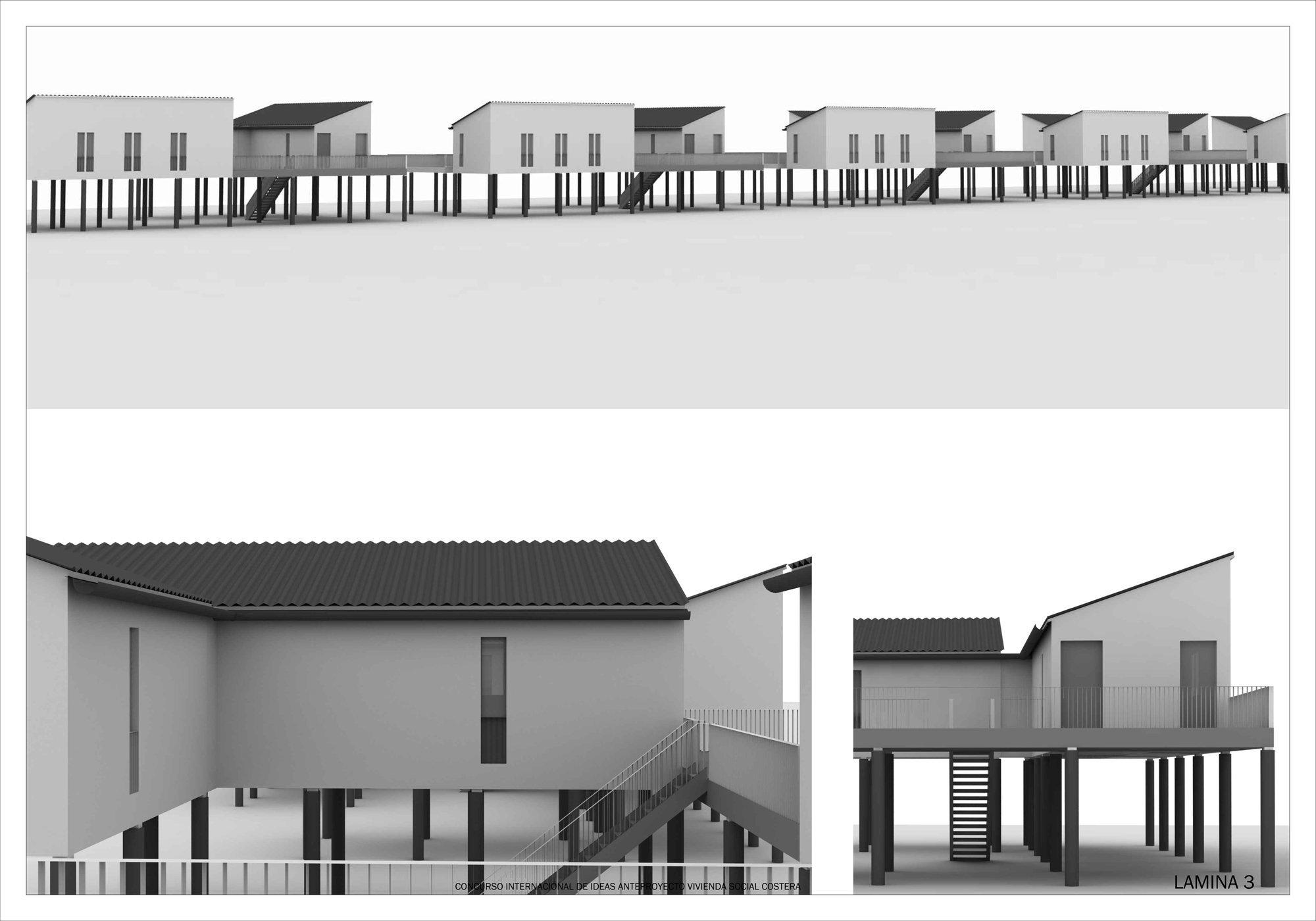 Galer a de ganadores del concurso internacional de ideas for Ideas para reformar una vivienda