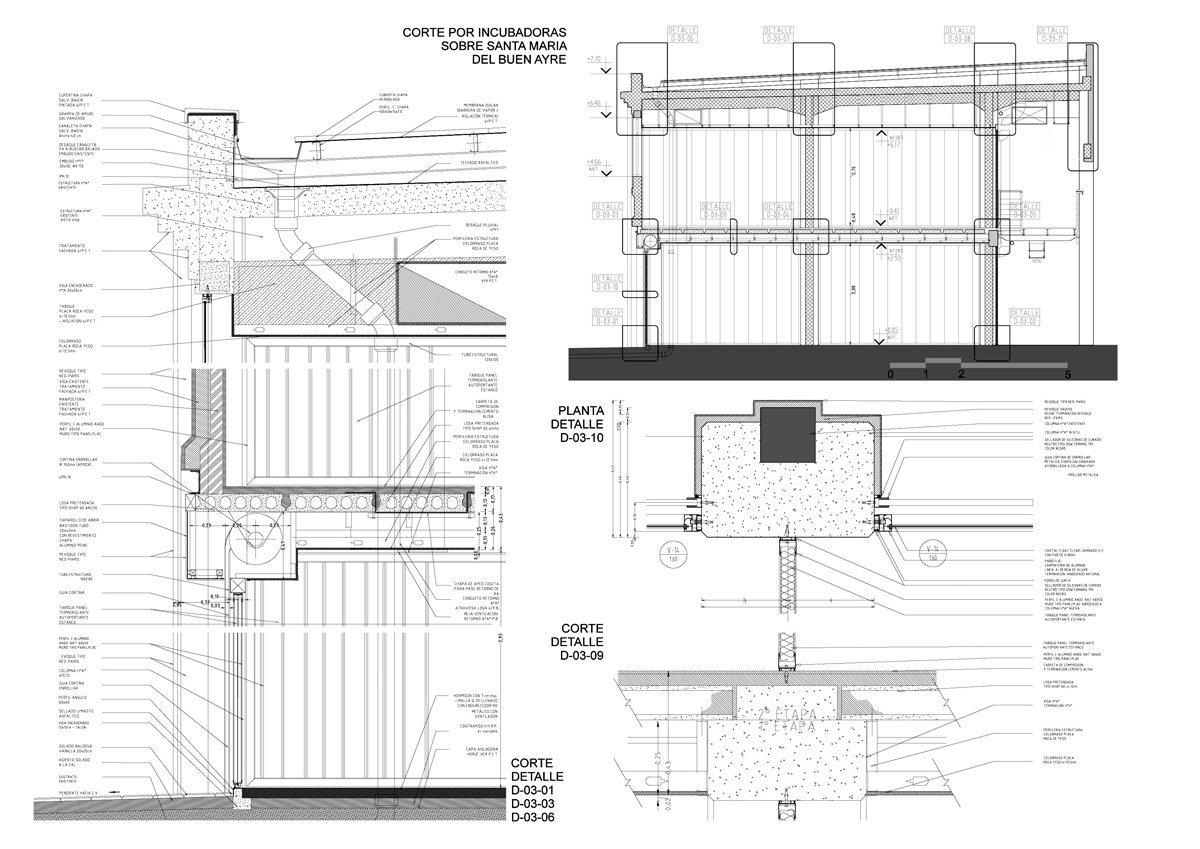 Galería de Nueva obra del edificio del ex Mercado de