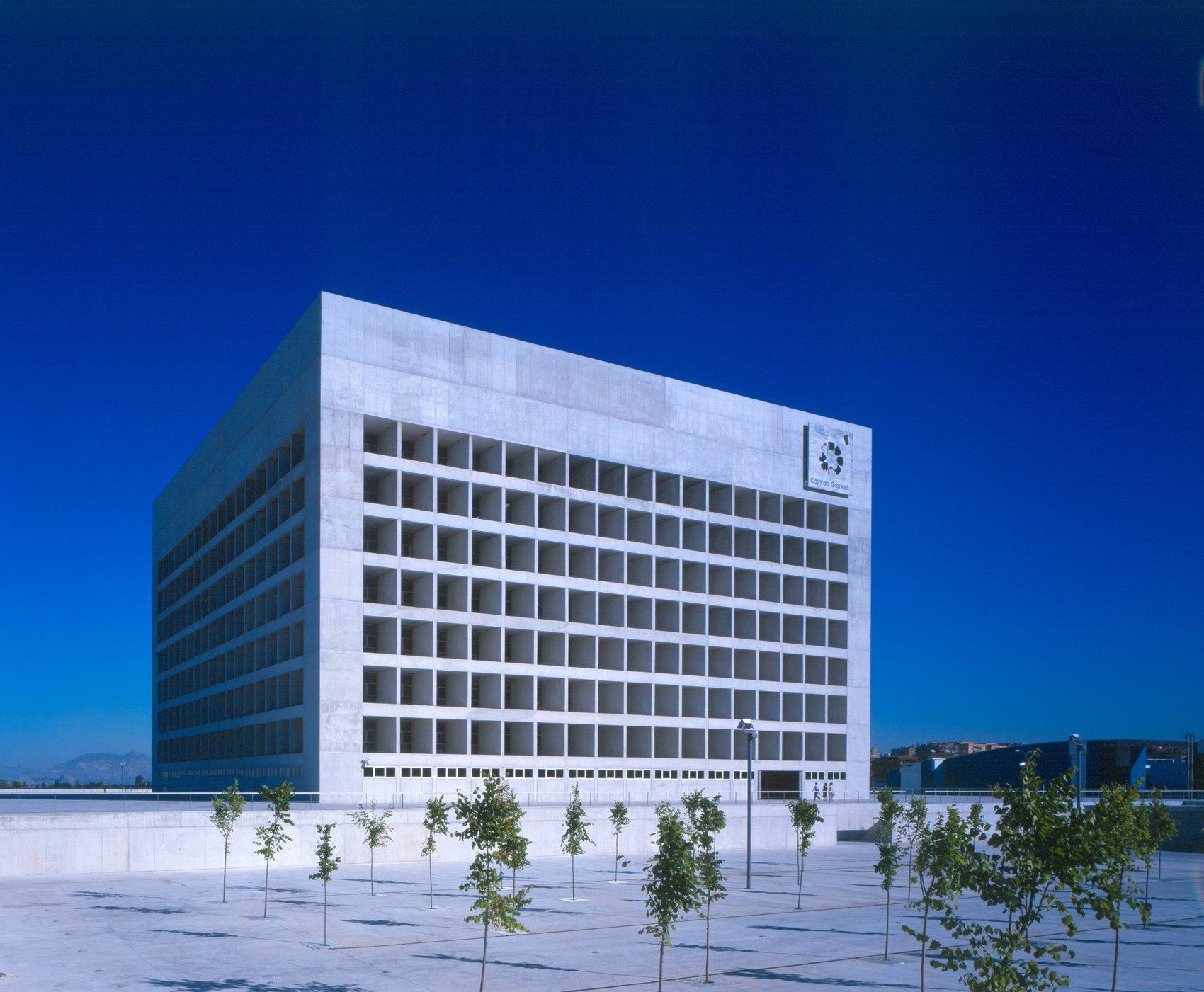 Galer a de cl sicos de arquitectura caja granada - Caja de arquitectos granada ...