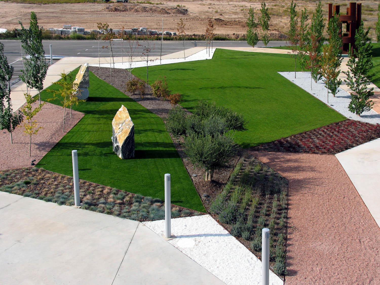Galer a de jardines del museo w rth la rioja en agoncillo logro o dom arquitectura 8 - Jardines de azahar rioja ...
