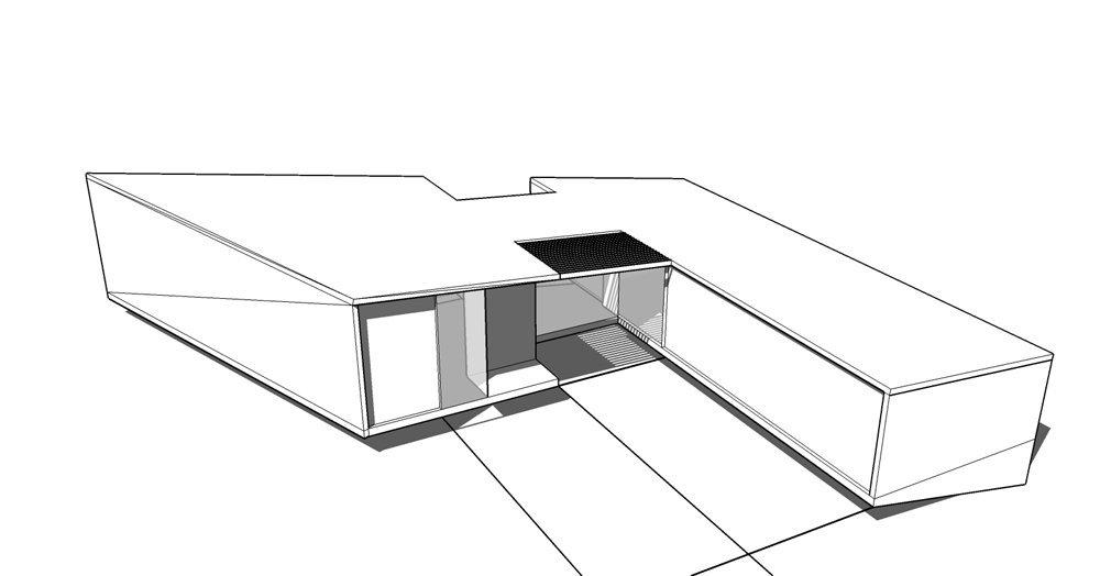 Galer a de farquar lake residence altus architecture - La residence farquar lake de altus architecture design ...