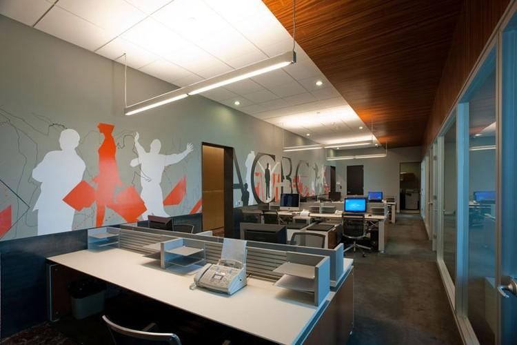 Oficinas acbc pascal arquitectos archdaily m xico - Oficinas de arquitectura ...