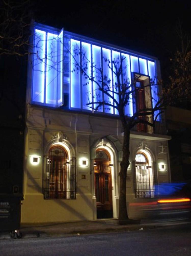 GALERIA DE ARTE_ OBJETO a / Hitzig Militello Arquitectos