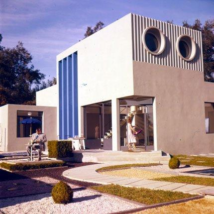 Cine Y Arquitectura Mon Oncle Plataforma Arquitectura