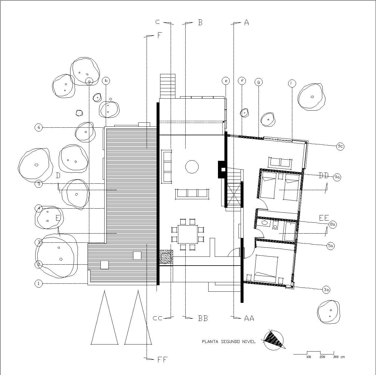 Casa maiz sergio araneda plataforma arquitectura for Medidas en arquitectura pdf