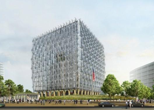 KieranTimberlake Architects diseñará la Embajada de Estados Unidos en Londres | Plataforma Arquitectura