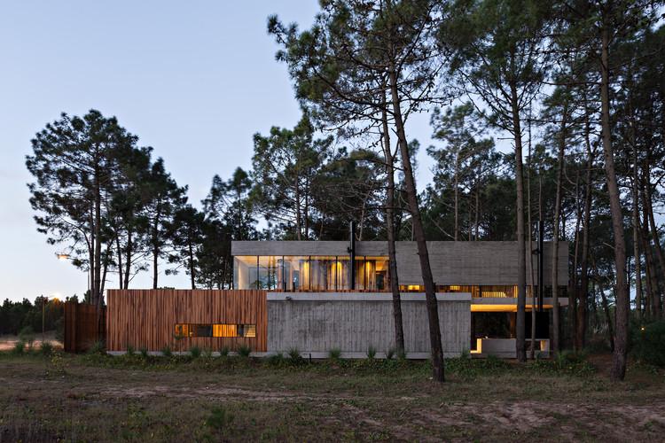 Casa Marino / ATV arquitectos, © Albano García