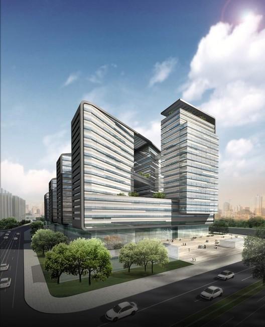 oficina de patentes de bejing ksp j rgen engel architekten plataforma arquitectura. Black Bedroom Furniture Sets. Home Design Ideas