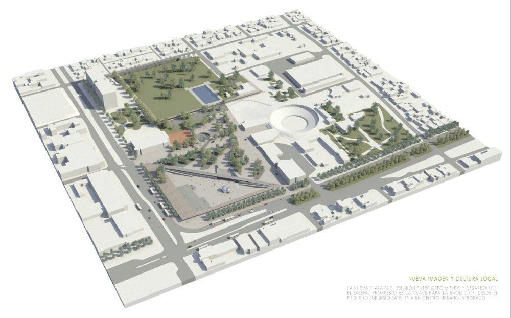 Galer A De Resultados Concurso Plaza Mayor De Maip 5