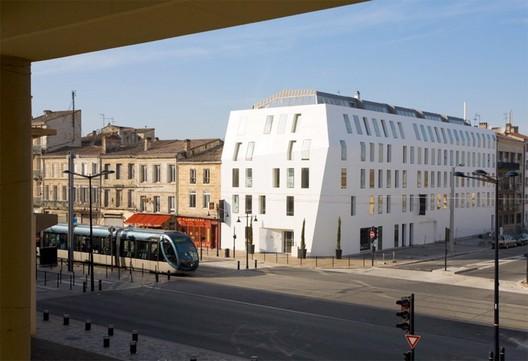 Hotel seeko 39 o atelier d architecture king kong for Hotel seeko