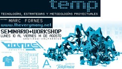 Workshop T.E.M.P con Mark Fornes