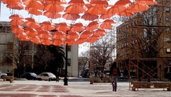 Cubierta de Paraguas / Urban Umbrella