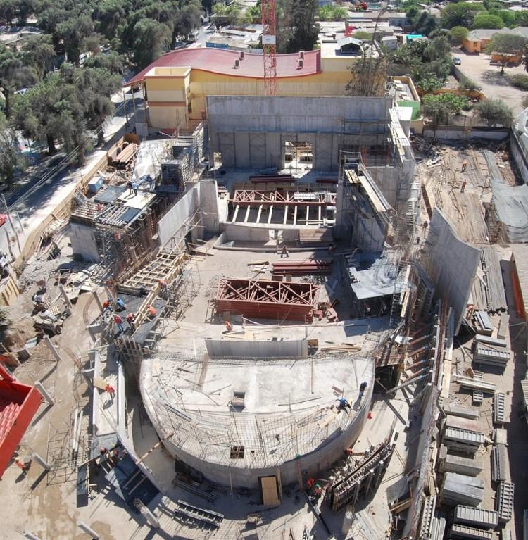 En Construccion: Centro Cultural Atacama