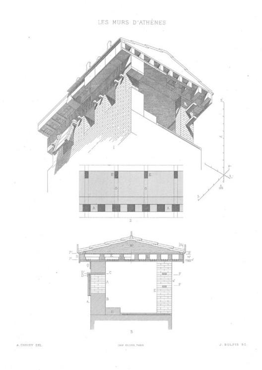 Auguste choisy 1841 1909 plataforma arquitectura for Architecture grecque