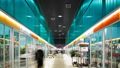 Mercado Central de la Flor, Mercabarna / Willy Muller Architects