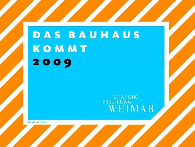 90 años Bauhaus en Alemania: Exposiciones y actividades