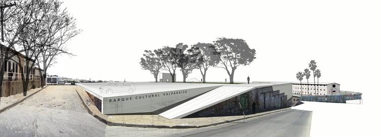 Concurso parque cultural valpara so proyectos for Proyectos arquitectura