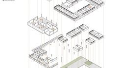 Concurso Nacional Escuela del Bicentenario / stación-ARquitectura