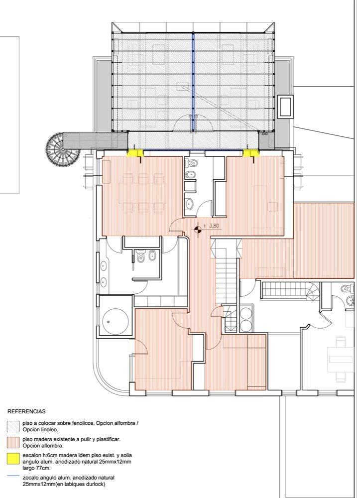 Galer a de oficinas vlt klm arquitectos 8 for Oficinas de klm