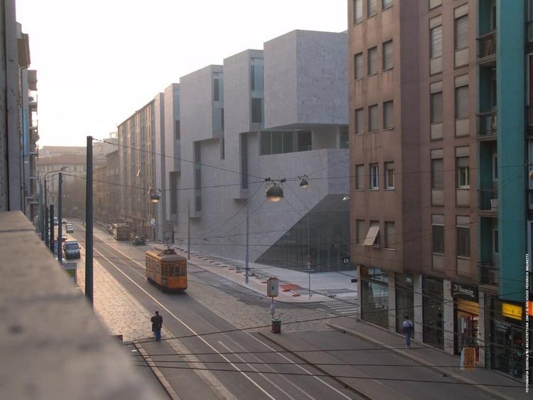 Finalistas Premio Mies van der Rohe 2009, Grafton Architects / Universidad Luigi Bocconi (Foto de: Federico Bunetti)