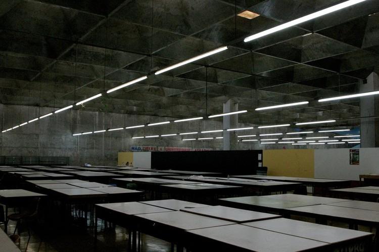 Edificio FAU-USP - Joao Batista Vilanova Artigas