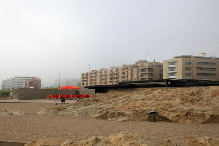Piscinas en Leça de Palmeira / Alvaro Siza