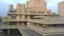 Clásicos de Arquitectura: Teatro Nacional de Londres / Denys Lasdun