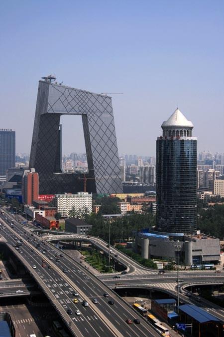 China Central Television Headquarters / OMA