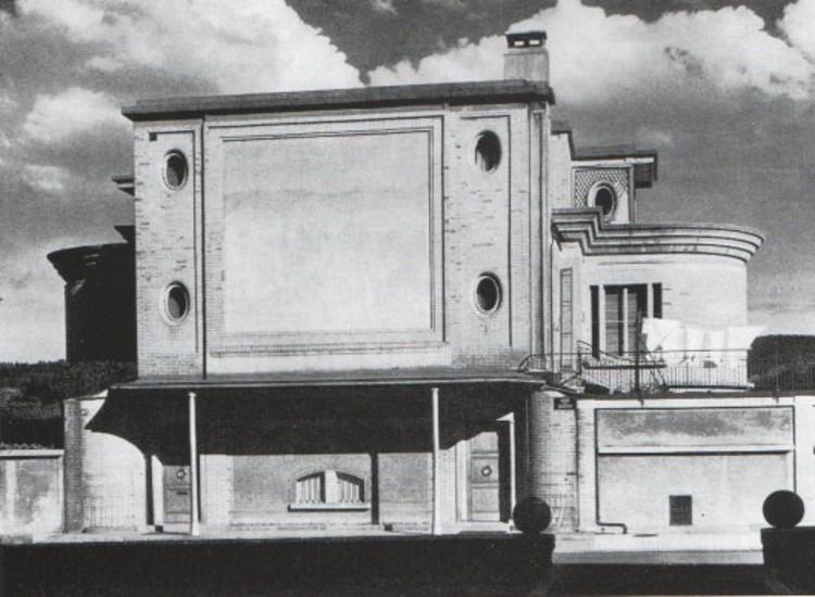 La primera y la ltima obra plataforma arquitectura - Casas de le corbusier ...