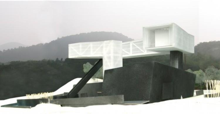 En Construcción: Museo de Arte y Arquitectura de Nanjing / Steven Holl Architects