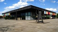 Plataforma en Viaje: Neue National Gallery Berlín, Mies van der Rohe