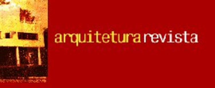 Revista brasilera de arquitectura online arquitetura for Revistas de arquitectura online